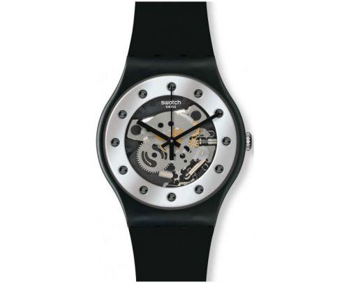Swatch Silver Glam SUOZ147