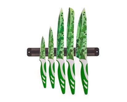 BANQUET Prisma Verde 5 dílná sada nožů cena od 430 Kč
