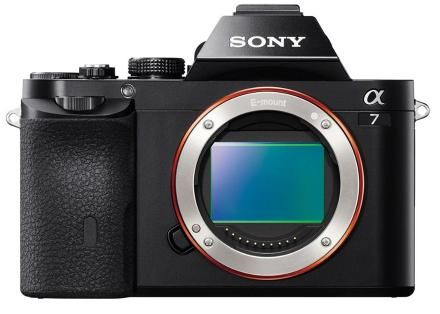 Sony Alpha A7 cena od 29990 Kč