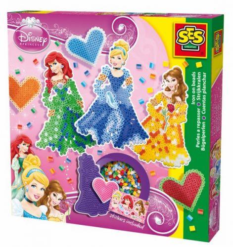SES Zažehlovací korálky Disney Princezny cena od 255 Kč