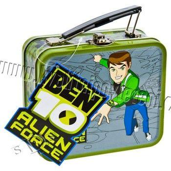Diomercado Ben 10 kovový kufřík  cena od 0 Kč