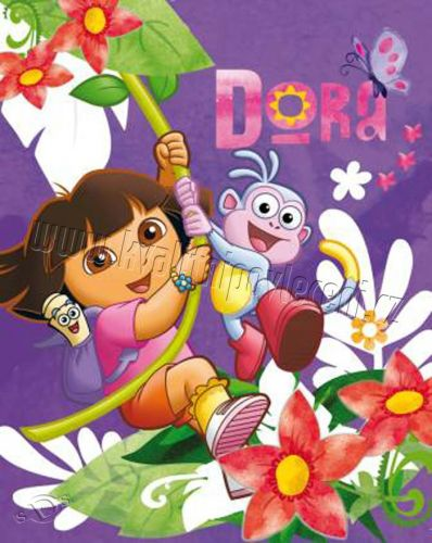 KAUFMANN Dora fleece deka