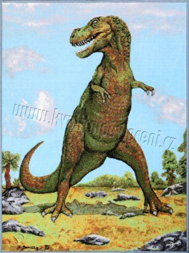 VOPI Tyranosaurus Rex koberec