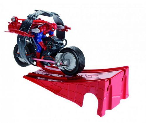 Spiderman Pavoučí motocykl cena od 0 Kč