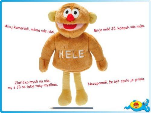 Mikro hračky Hele 41 cm cena od 699 Kč