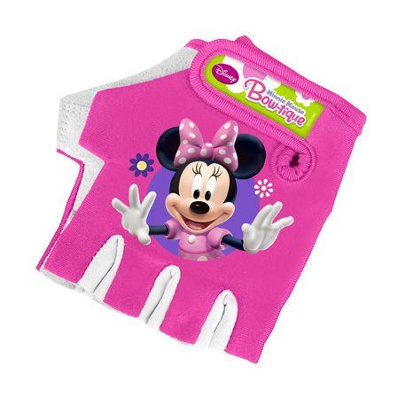 Barbie Myška Minnie rukavice