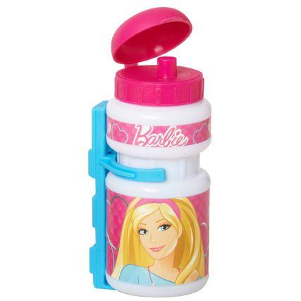 Barbie Barbie plastová láhev+plast držák set