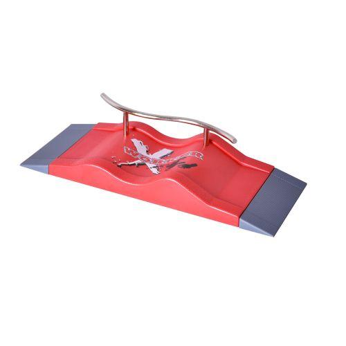 WORKER Z Skatepark mini rampa