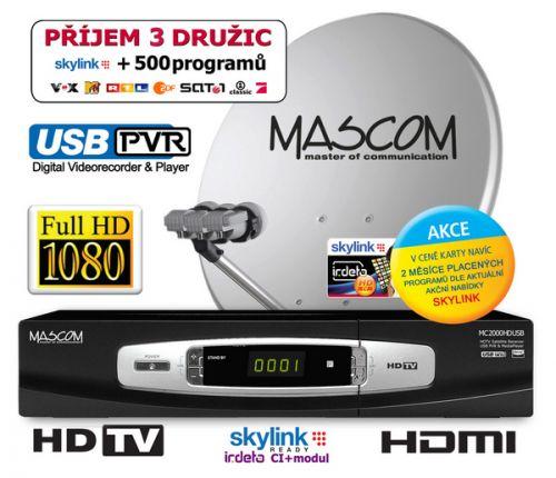 Mascom MC2000/80M3