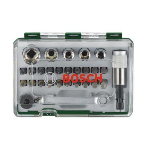 Bosch Sada nářadí s ráčnou 27 dílů