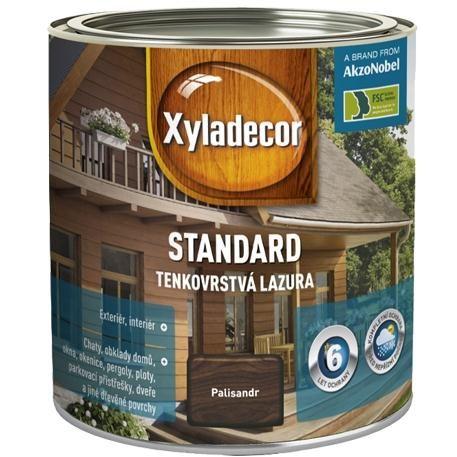 Xyladecor Standard ořech 5 l