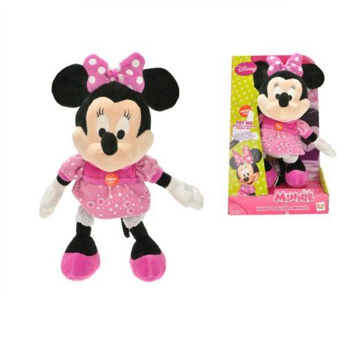 Mikro Minnie plyšová hračka 30 cm cena od 408 Kč