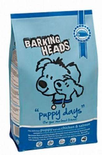 BARKING HEADS PUPPY DAYS 6 kg cena od 1014 Kč