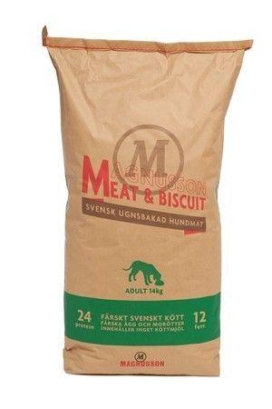 Magnusson Adult meat&biscuit 14 kg