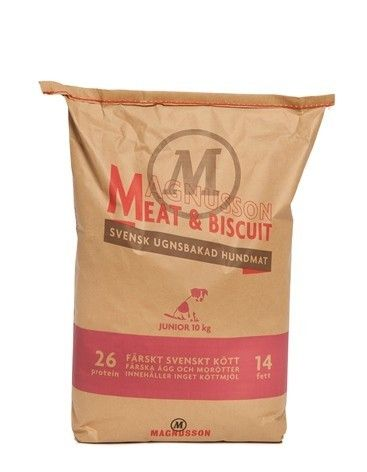 Magnusson Junior meat&biscuit 10 kg