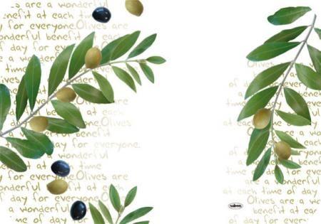 Westmark Wonderfull olives prostírání cena od 119 Kč