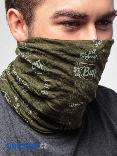 Buff Wool šátek