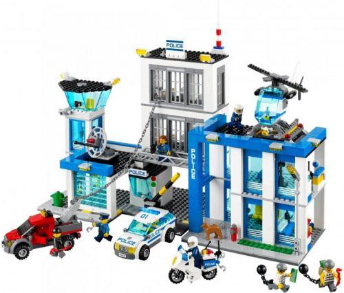 Lego City Policejní stanice 60047