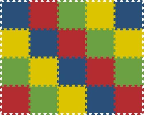 Malý neposeda Pěnové puzzle koberec 20 dílků cena od 529 Kč