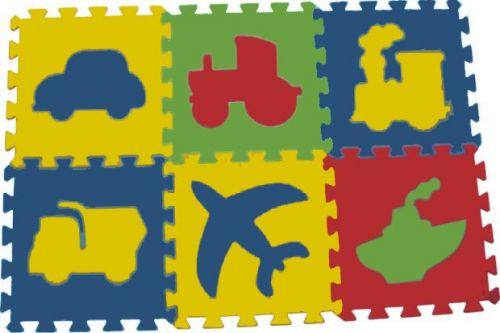 Malý neposeda Pěnový koberec puzzle Doprava cena od 239 Kč