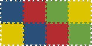 Malý neposeda Pěnové puzzle koberec 8 dílků cena od 249 Kč