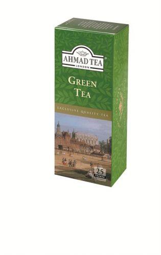 Ahmad Tea Zelený čaj 25 x 2 g