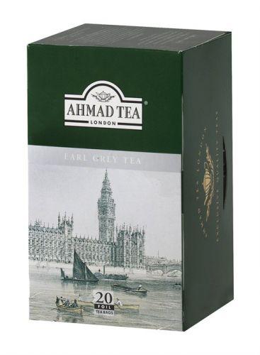Ahmad Tea Earl Grey 20 x 2 g