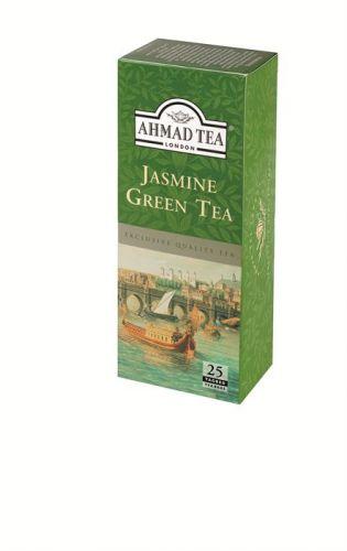 Ahmad Tea Zelený čaj s jasmínem 25 x 2 g