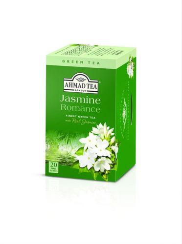 Ahmad Tea Zelený čaj s jasmínem 20 x 2 g