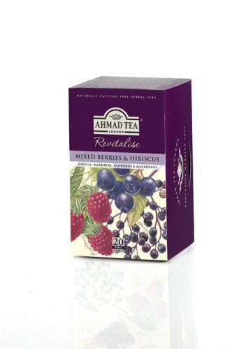 Ahmad Tea Směs lesních plodů 20 x 2 g