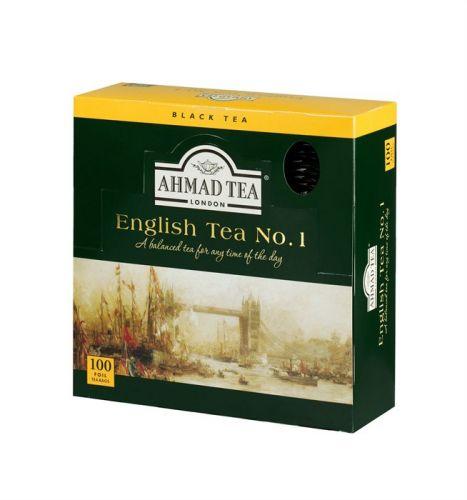 Ahmad Tea English No.1 100 x 2 g