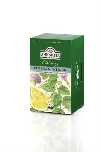 Ahmad Tea Máta a citron 20 x 1,5 g
