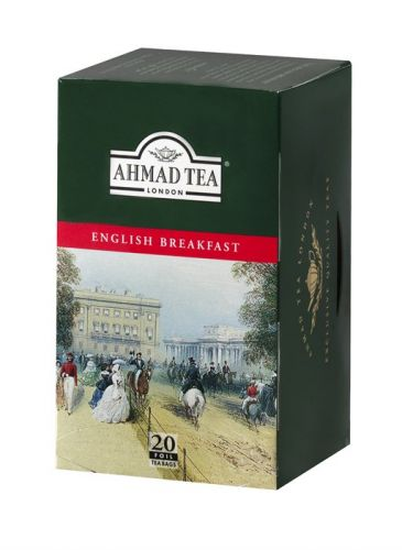 Ahmad Tea English Breakfast 20 x 2 g