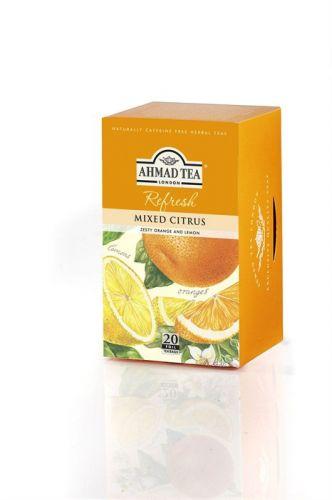 Ahmad Tea Směs citrusových plodů 20 x 2 g