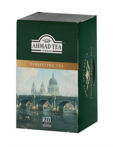 Ahmad Tea Darjeeling Tea 20 x 2 g