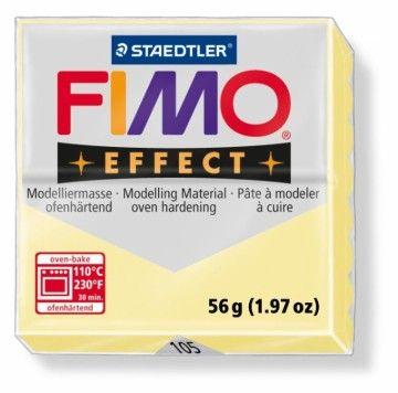 STAEDTLER FIMO effect pastel vanilka 56 g cena od 49 Kč