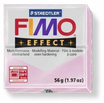 STAEDTLER FIMO effect růžový křemen 56 g cena od 49 Kč