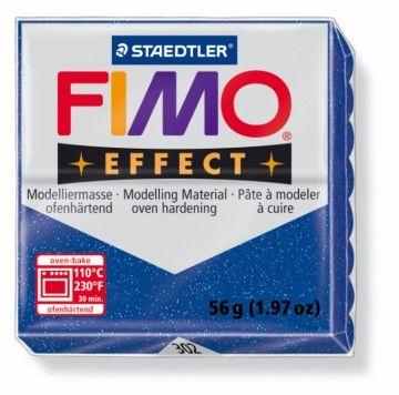 STAEDTLER FIMO effect modrá 56 g cena od 47 Kč