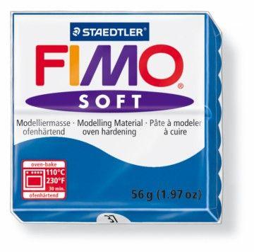 STAEDTLER FIMO soft modrá 56 g cena od 47 Kč