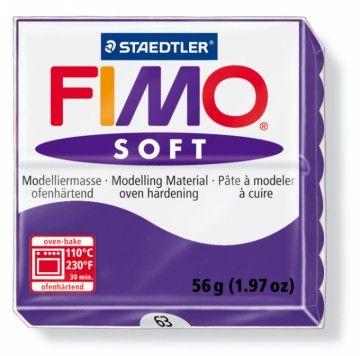 STAEDTLER FIMO soft fialová 56 g cena od 47 Kč