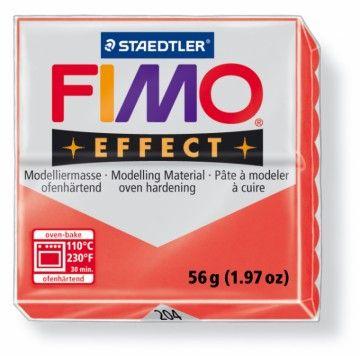 STAEDTLER FIMO effect červená 56 g cena od 47 Kč