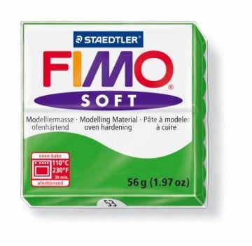 STAEDTLER FIMO soft zelená 56 g cena od 49 Kč