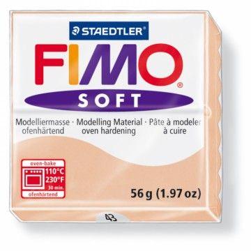 STAEDTLER FIMO soft tělová 56 g cena od 49 Kč