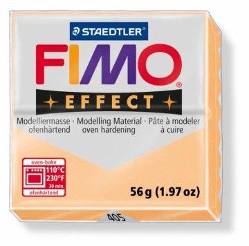 STAEDTLER FIMO effect pastel broskev 56 g cena od 49 Kč