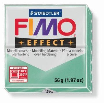 STAEDTLER FIMO effect nefrit 56 g cena od 49 Kč