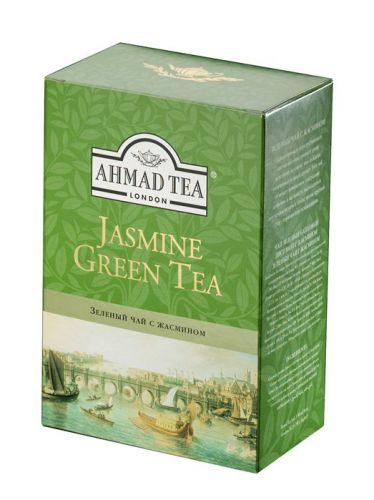 Ahmad Tea Zelený čaj s jasmínem sypaný 100 g