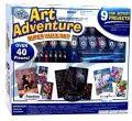 Creatoys Art Adventure velká sada tvoření cena od 419 Kč