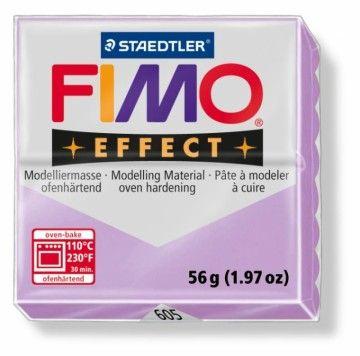 STAEDTLER FIMO effect pastel lila 56 g cena od 49 Kč