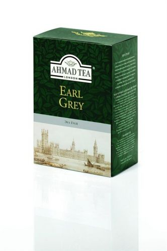 Ahmad Tea Earl Grey Tea sypaný 250 g