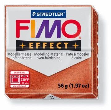 STAEDTLER FIMO effect měděná 56 g cena od 47 Kč